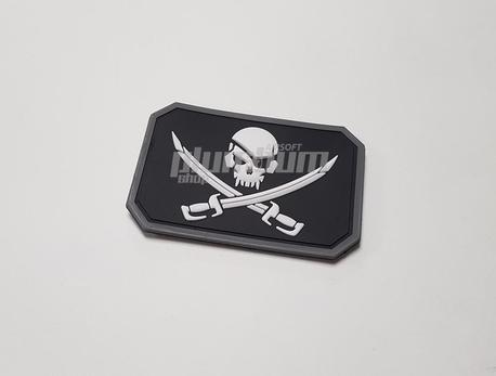 EMERSON PirateSkull PVC Patchs -5