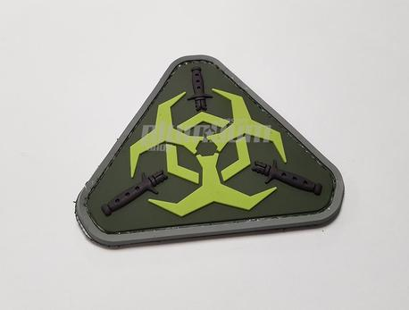 EMERSON Outbreak Response PVC Patch -2