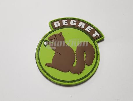 EMERSON PVC Secret Squirrel Patch-2