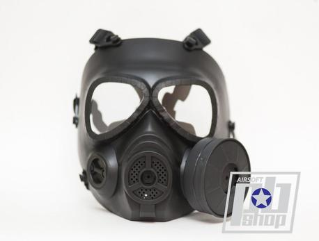 Противогаз FMA Sweat prevent mist fan mask (BK)