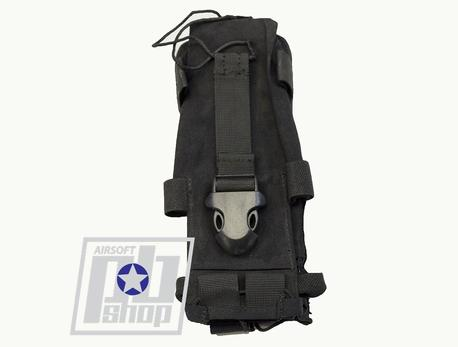 Подсумок под рацию EMERSON Tactical 152 Vidio Pouch (BK)