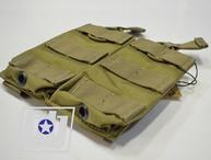 Подсумок EMERSON Modular Open Top Double MAG Pouch For:5.56/KH
