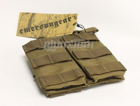 Подсумок EMERSON Modular Open Top Double MAG Pouch For:5.56/CB