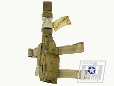 Кобура EMERSON Tornado Universal Tactical Thigh Holster-For:All pistol
