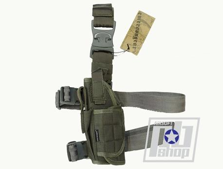 Кобура EMERSON Tornado Universal Tactical Thigh Holster FG-Left