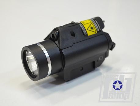Пистолетный фонарь TLR-2 Aluminum high brightness Flashlight