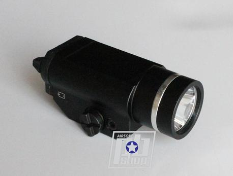 TLR-1 Aluminum high brightness Flashlight