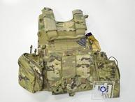 Разгрузочный жилет LBT6094A style Plate Carrier w 3 pouches/MC