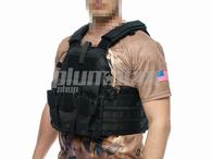 EMERSON 094K M4 Pouch Type Tactical Vest/BK