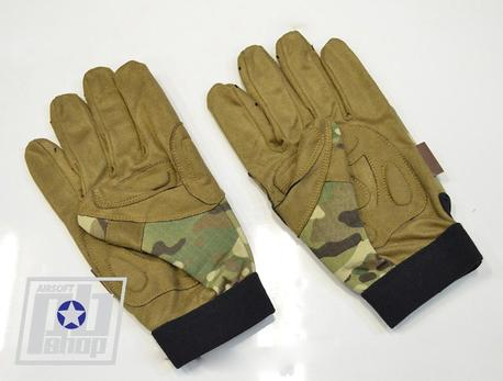 EMERSON Tactical Lightweight Camouflage Gloves-MC/L