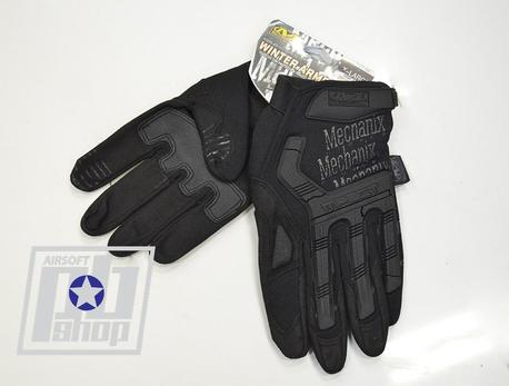 Перчатки Mechanix M-Pact Covert  реплика (Black/размер M)