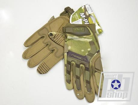 Перчатки Mechanix M-Pact Covert  реплика Multicam (размер/XL)
