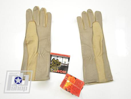 Перчатки (Hard Gear) Pilot Tactical Gloves TAN (M) длинные