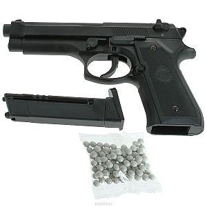 Страйкбольные пистолеты - фото 1