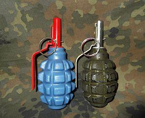 Страйкбольные гранаты - фото 1